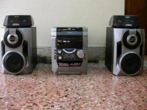 Sony hi fi music system for sale - Kolkata - free classified ads