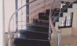 Steel Stair Case Fitting.   Malappuram