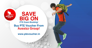 Save Big on PTE Exam Booking! Buy PTE Voucher From Aussizz