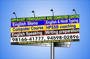 Shimla himachal best shorthand, steno, stenography, computer