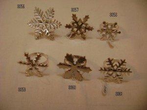 Metal napkin rings and cookie cutters - Karur - free