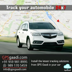 GPS Vehicle Tracking System for your Car, Bus, Truck & Fleet - Delhi