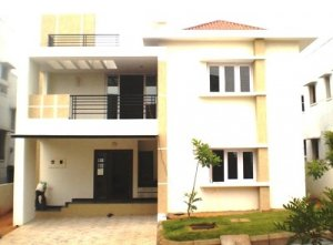 Independent house duplex villa at hitech city madhapur kondapur
