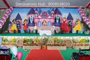 First Birthday Party Decorations In Hyderabad