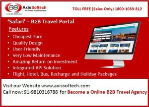 Travel Package Booking Portal Development - Lucknow - free