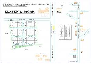Plot sale tirunelveli elavenil nagar - Tirunelveli - free classified ads