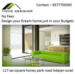 home designer surat free classified ads On vastulok architect and interior design agency surat gujarat